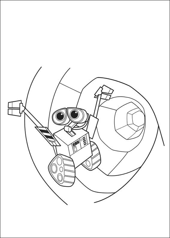 walle 58 dibujos faciles para dibujar para niños