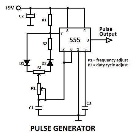 Updated Learning: How A 555 Timer Works
