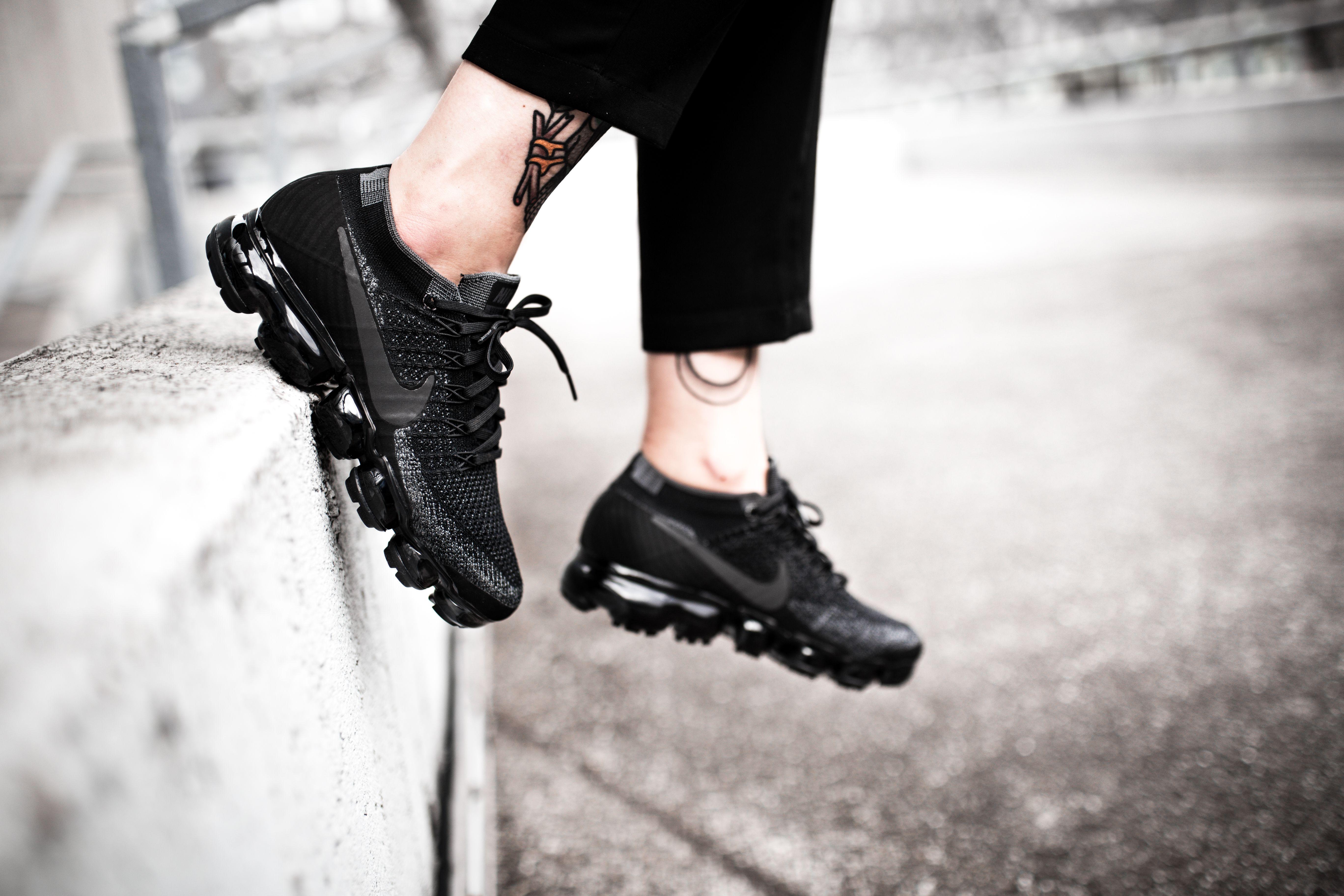 referir Marchitar tienda  nike-vapormax-1 | Sneakers men fashion, Black nike shoes, Nike fashion