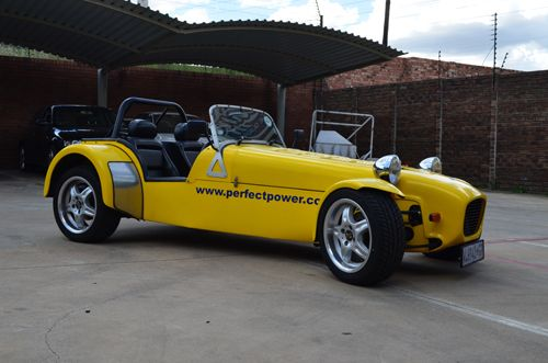 The Perfect Power Lotus With 2l Ford Zetec Engine And Xms4c