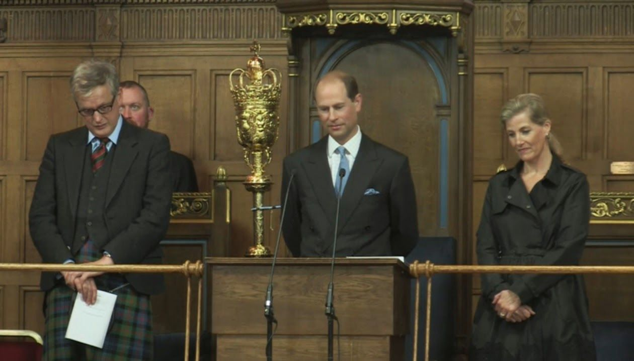 Lord High Commissioner to the General Assembly of the Church of Scotland