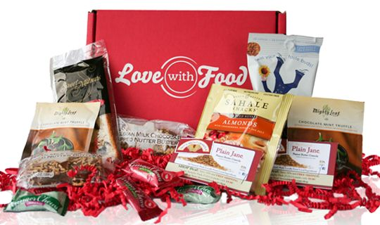 Only $5: Real Simple Feature - Box of Organic, Gourmet Snacks, Delivered + Bonus to Charity!