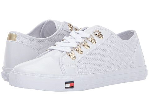 50120eb3c5de3 TOMMY HILFIGER Luxe.  tommyhilfiger  shoes  sneakers   athletic shoes