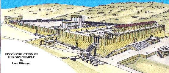 jerusalem second temple  The Sabrael Confession imagery