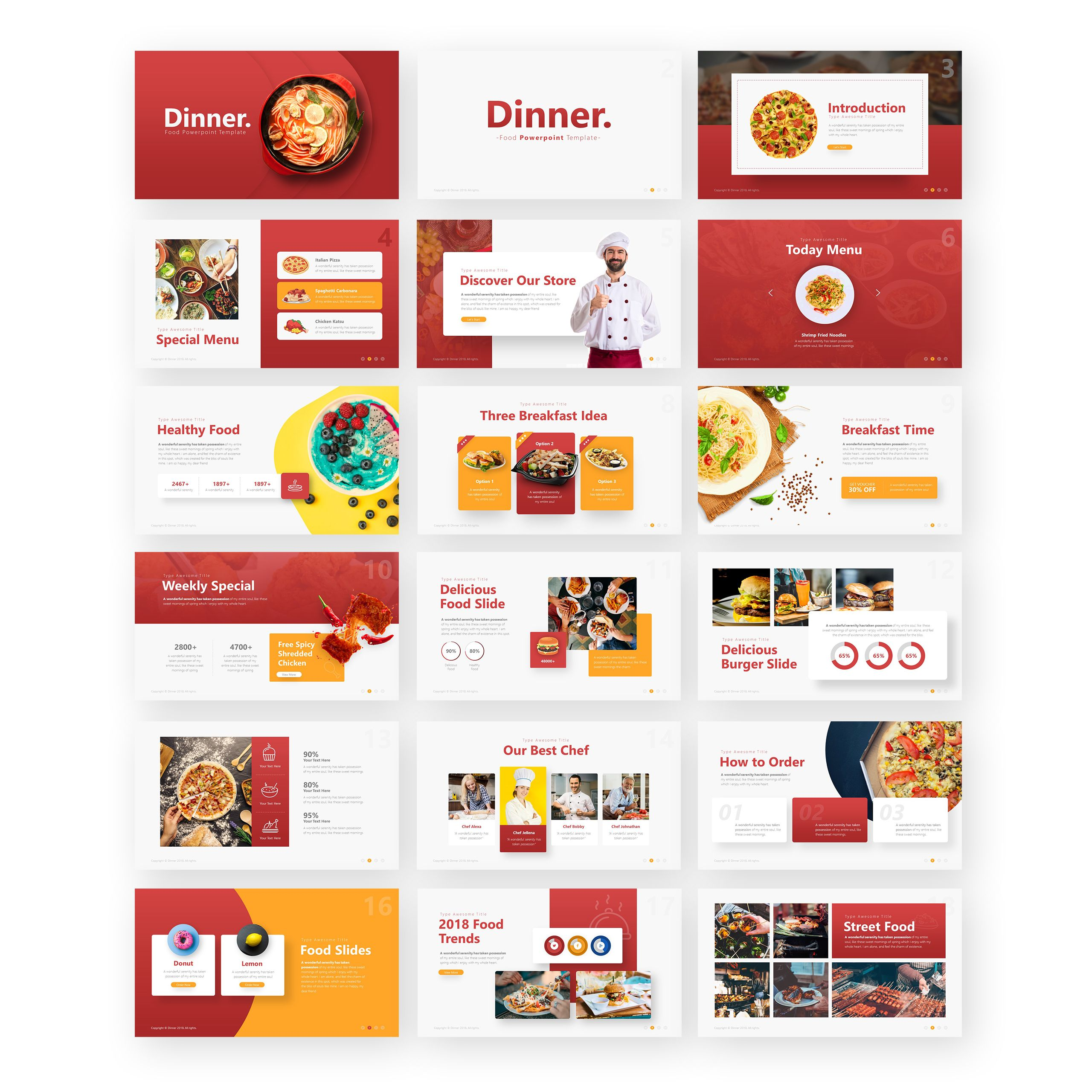 Presentation Powerpoint Template 75655 Powerpoint Design