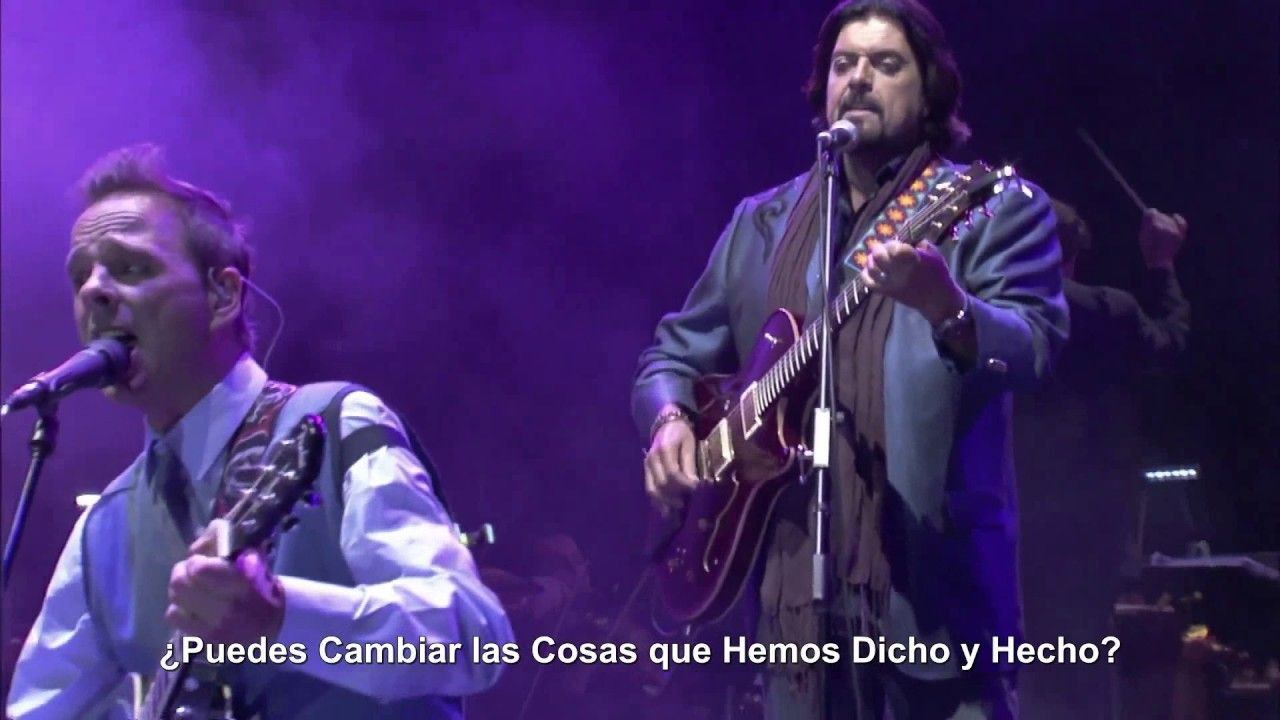 The Alan Parsons Project Don T Answer Me Live Subtitulado In