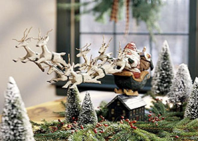 Beautiful-Small-Christmas-Tree-Centerpieces-Decoration