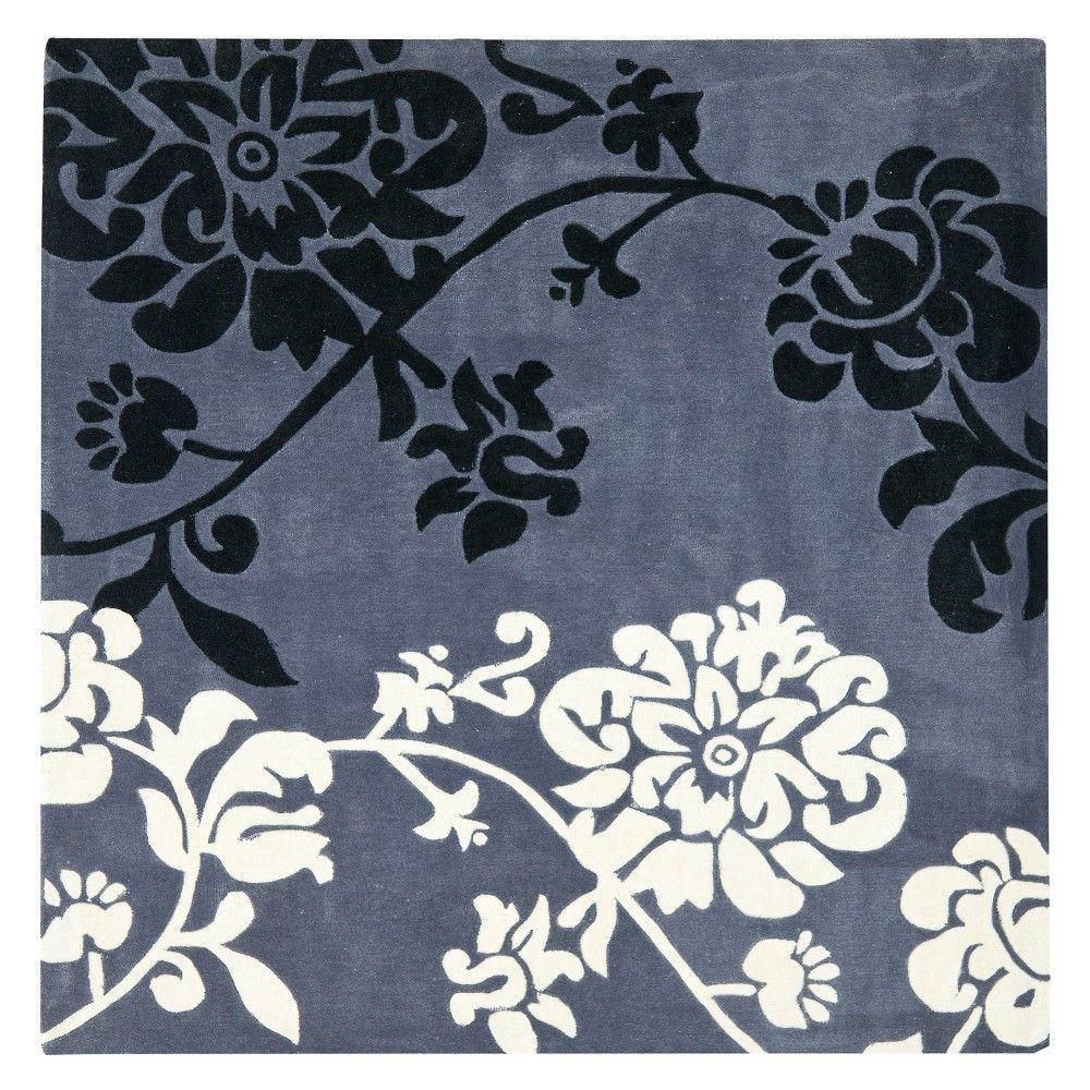 Safavieh Modern Art Area Rug, Dark Grey