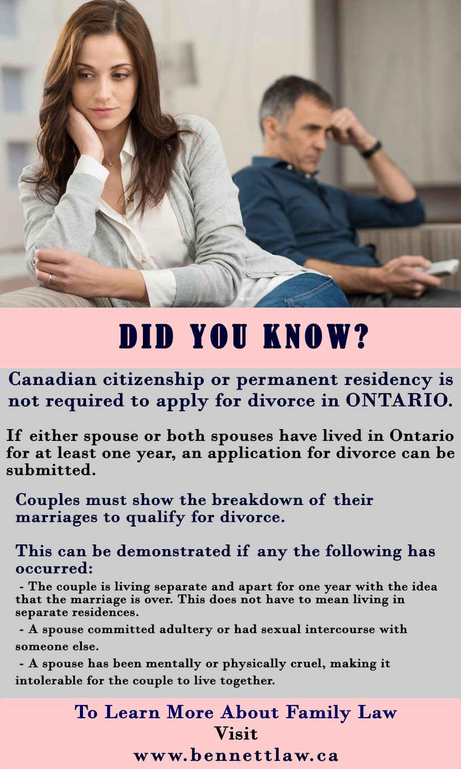 Family law help mississauga understand legal obligation