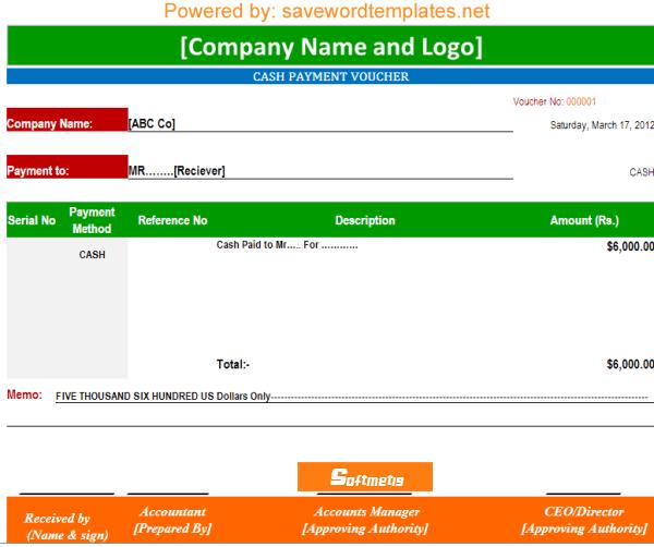 5 Cash Payment Receipt Templates Word Excel Templates Receipt Template Coupon Template Templates