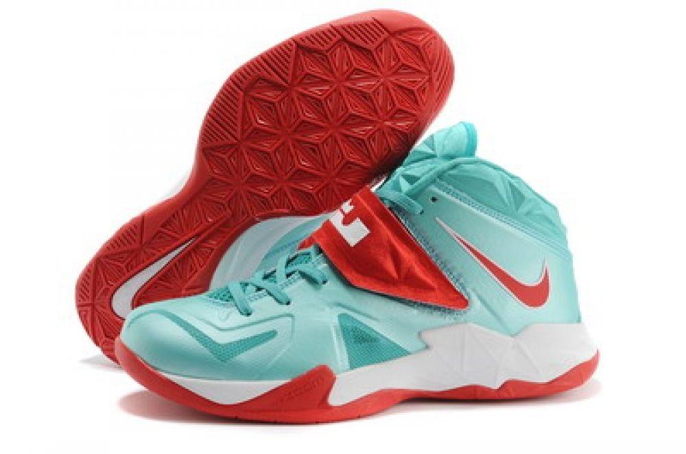 7803808712a ... blue basketball shoe sneakers 7.5 fac30 6da60  discount nike zoom  lebron soldier vii 43 48.00 e58c1 4f926