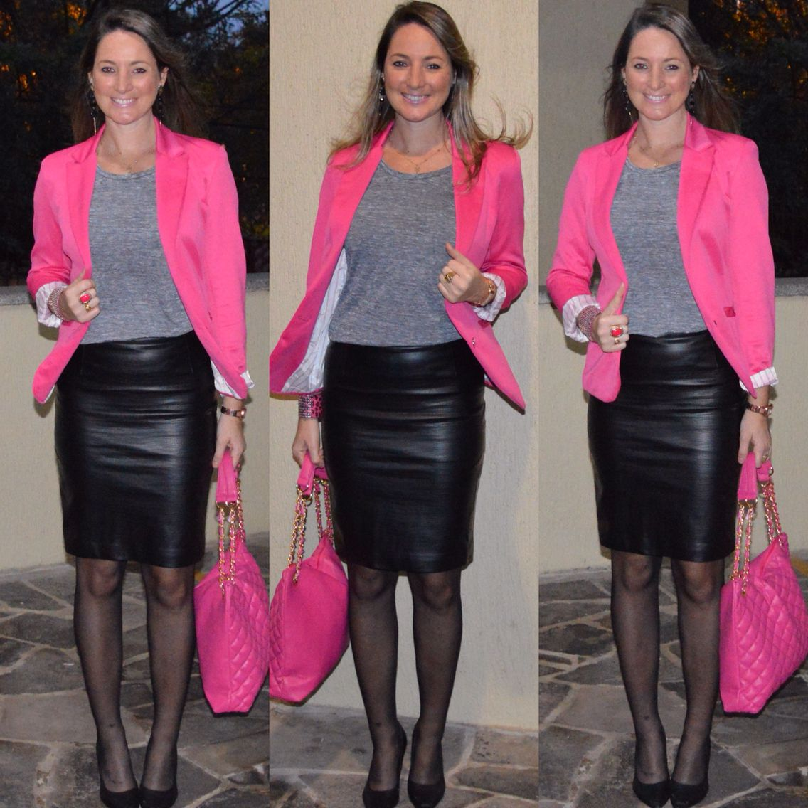 Pin On Leather Skirts Fashion