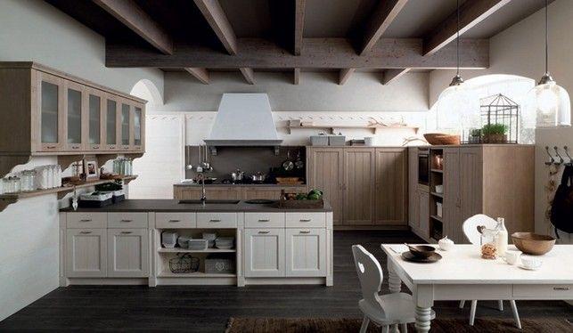 Cucine country chic | Casa | Pinterest | Stiles, Land och Sök
