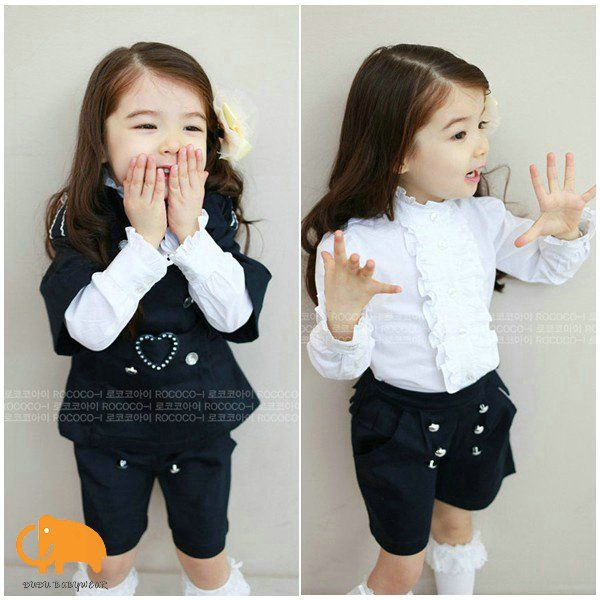 fashion clothes for baby girl