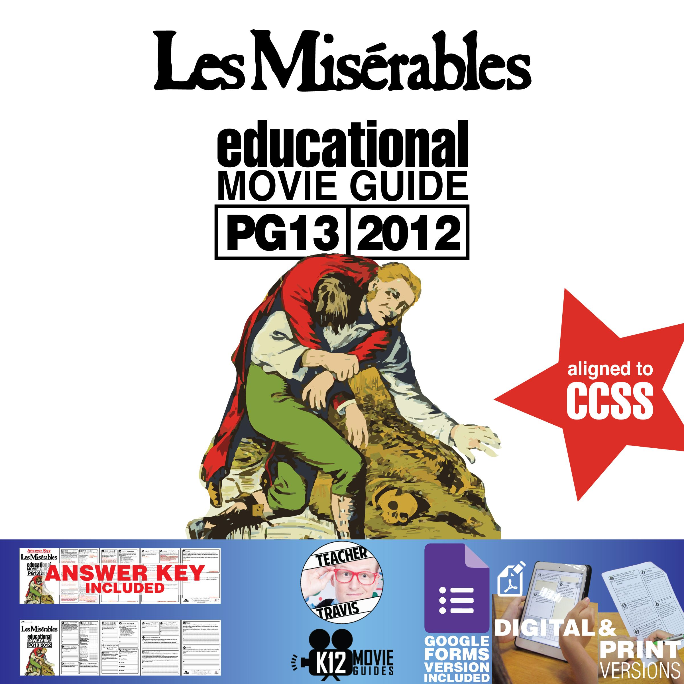 Les Miserables Movie Guide