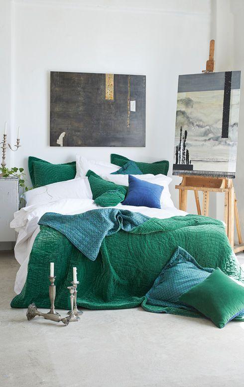 Bed Linen Quilts Wallace Cotton Beige Bed Linen Linen Bedding