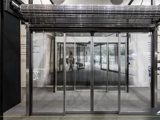Automatic door make our life convenient Automatic sliding doors