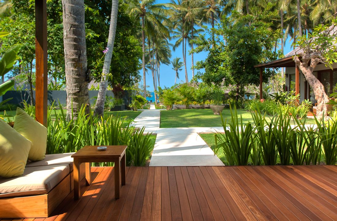 Modern tropical gardens google search tropical garden for Gardens and villa