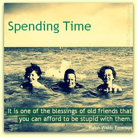 Spending Time Faith Family Friends Sayings Quotes Feelings