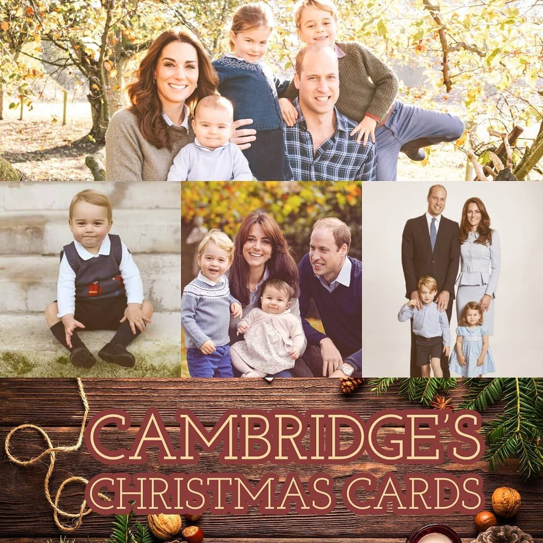 The Cambridges Royal Family Christmas Prince William And