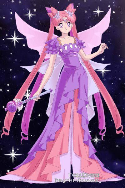 New Character By Kiki Created Using The Sailor Senshi Doll Maker