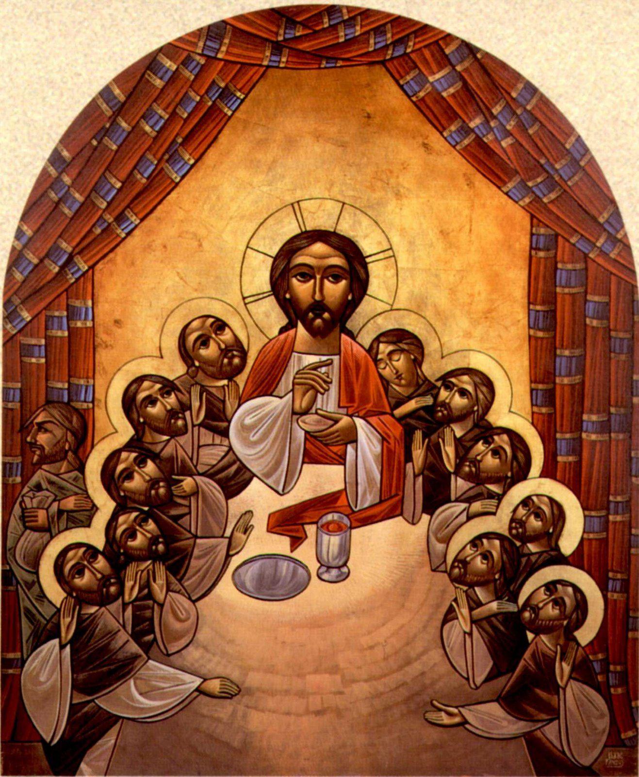 Íconos Coptos