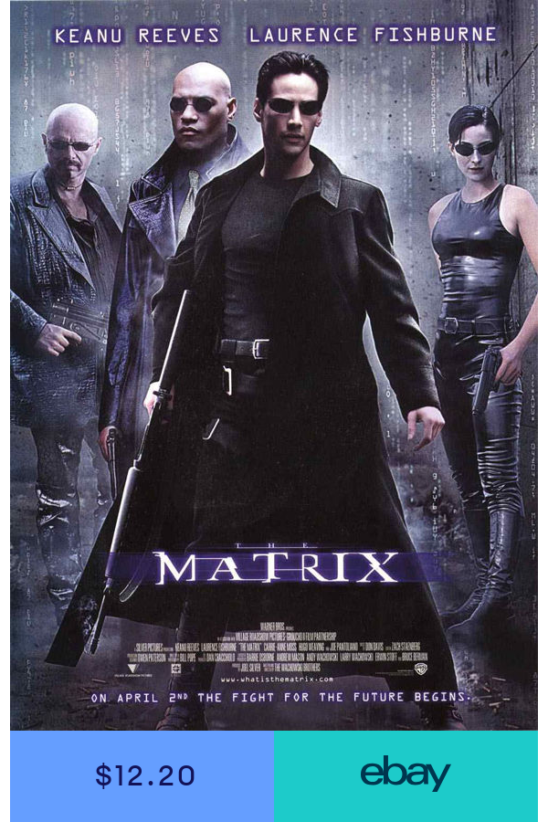 Posters Prints Home Garden Ebay The Matrix Movie Movie