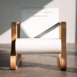 Alvar Aalto Arm Chair 41Paimio