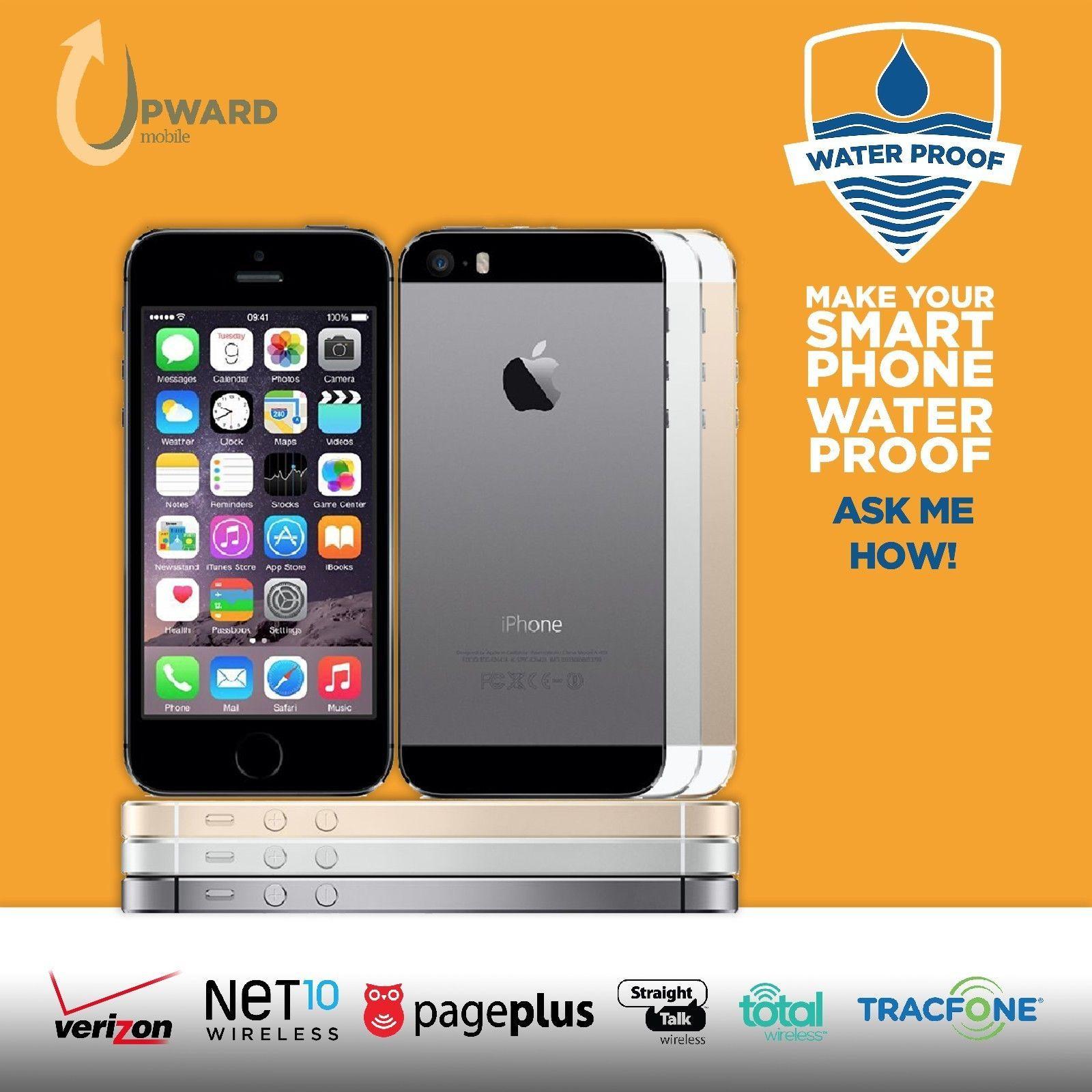 Apple iphone 5s 163264gb verizon straight talk net10
