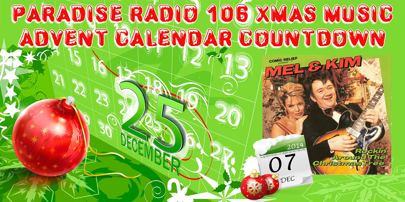 Tim\'s Dec 7 choice on his Countdown of Xmas Songs. \