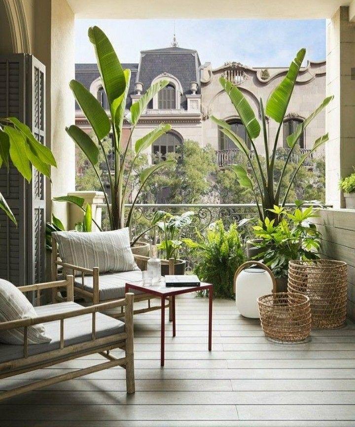 Pin De Fer Grajales En Depa Diseño De Terraza Balcones