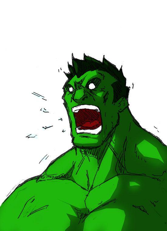 Hulk Animated Fan Art Head Sketch Hulk By Anny D Awesomeness Aaa Hulk Art Sketches Hulk