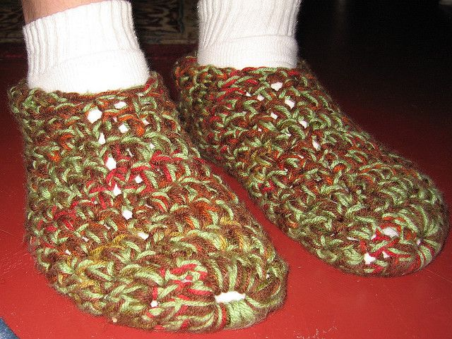 Easy Big Foot Slippers And More Super Cozy Crochet Slipper Patterns