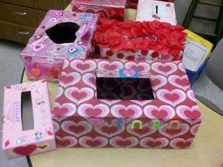 Schön Kindergarten · Valentines Boxes ...
