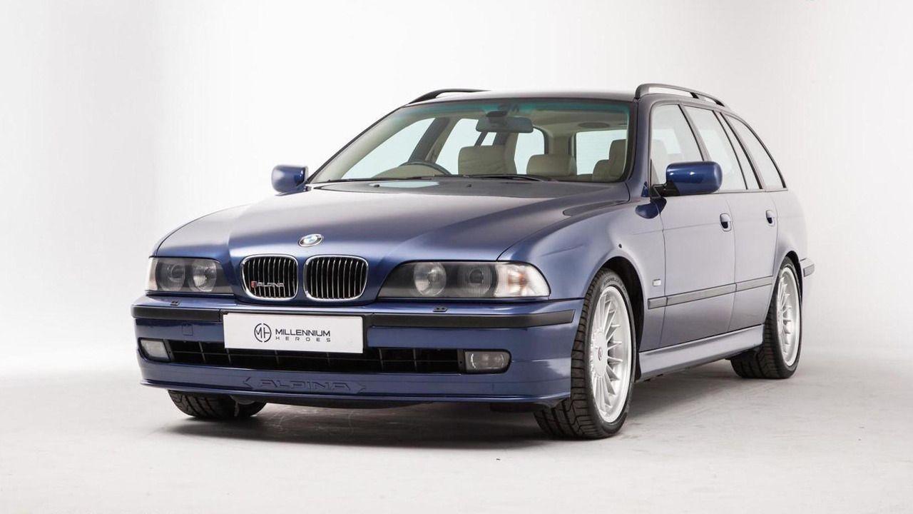 Pin on BMW wagon