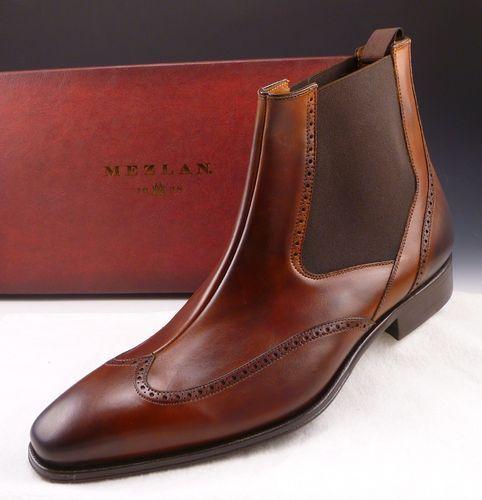 Mezlan.....best dress boots ever
