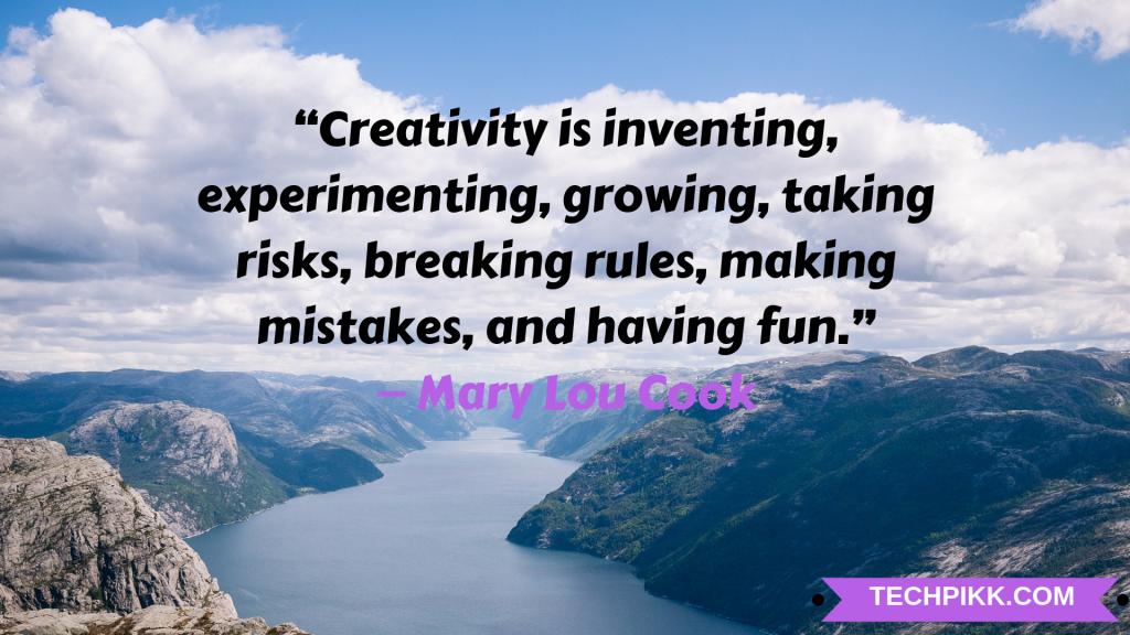 Quotes On Creativity Innovation Quotes Creativity