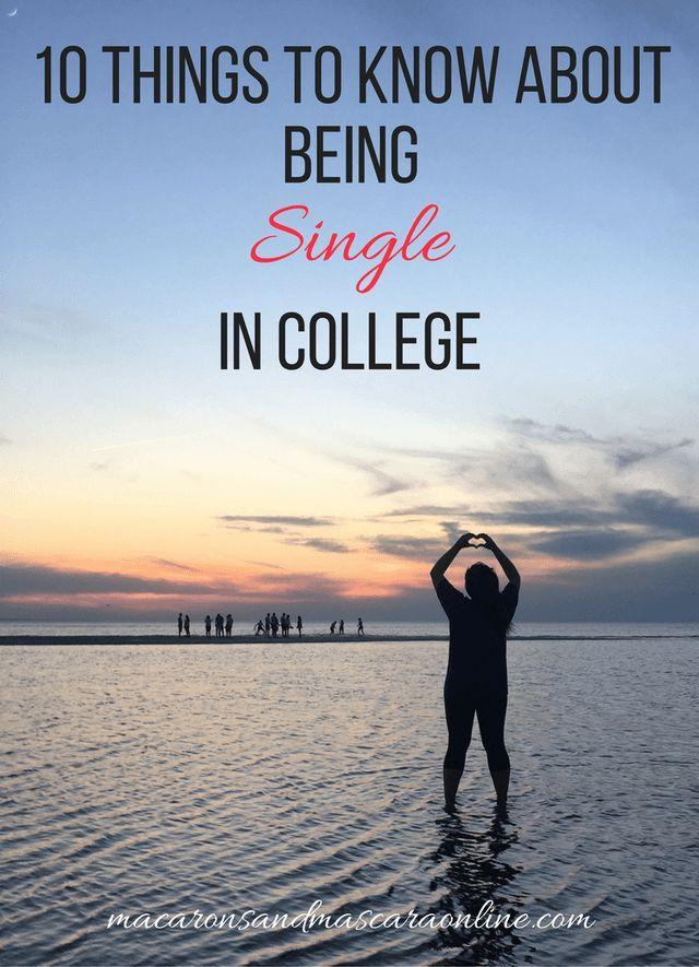 Dating på college tips