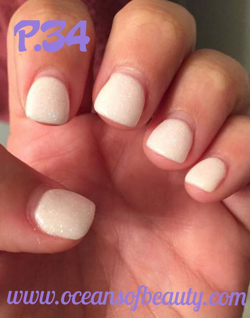 Pin by Sparkle & Co  Luxe Nails on EZ Dip Powder Nails
