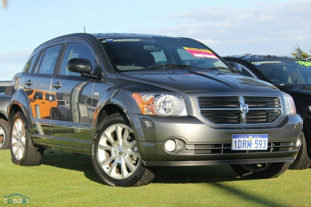 2011 Dodge Caliber PM SXT MY11 Constantly Variable Transmission