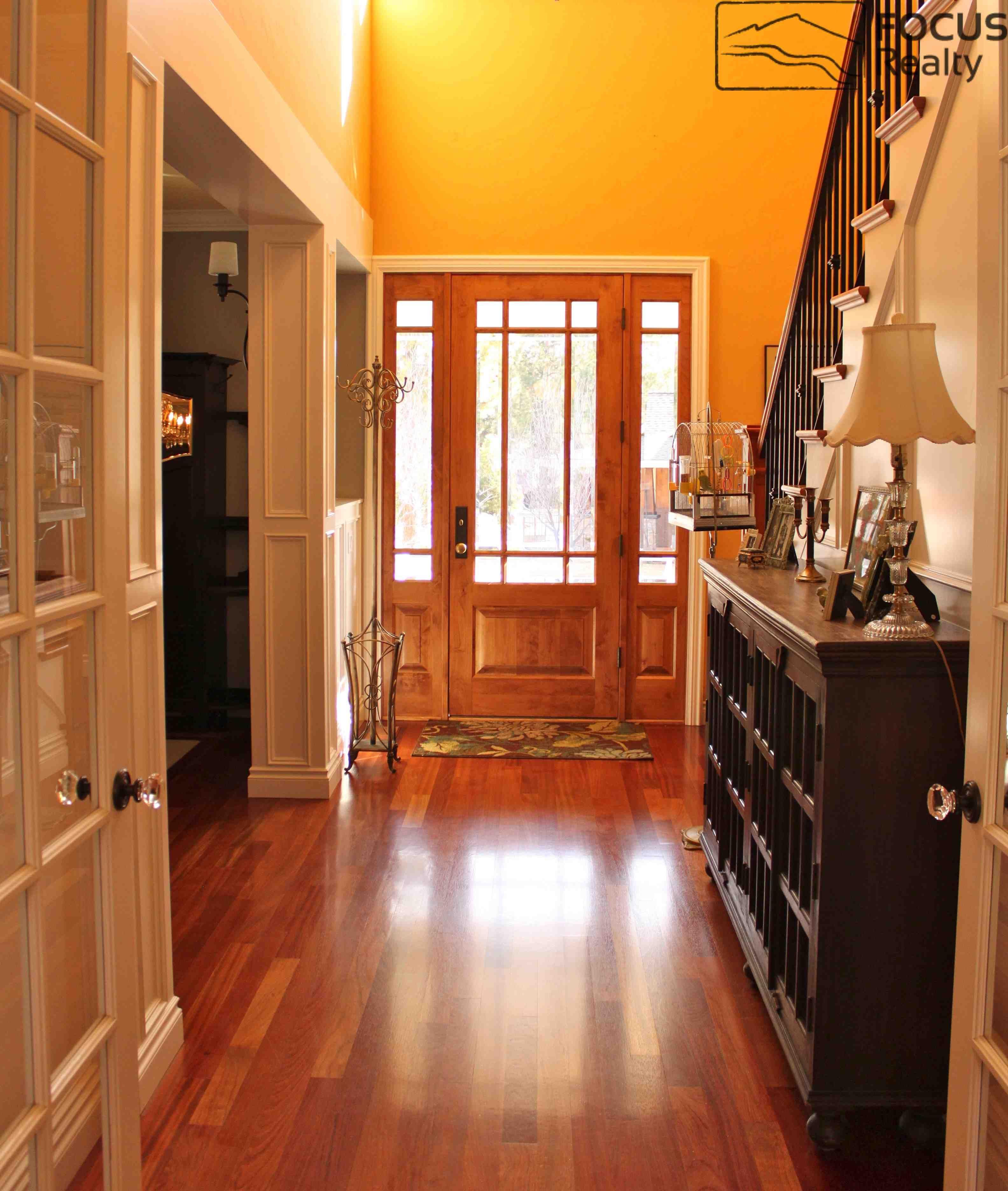 Inside Of A Craftsman Home In Bend Oregon Craftsman House Home