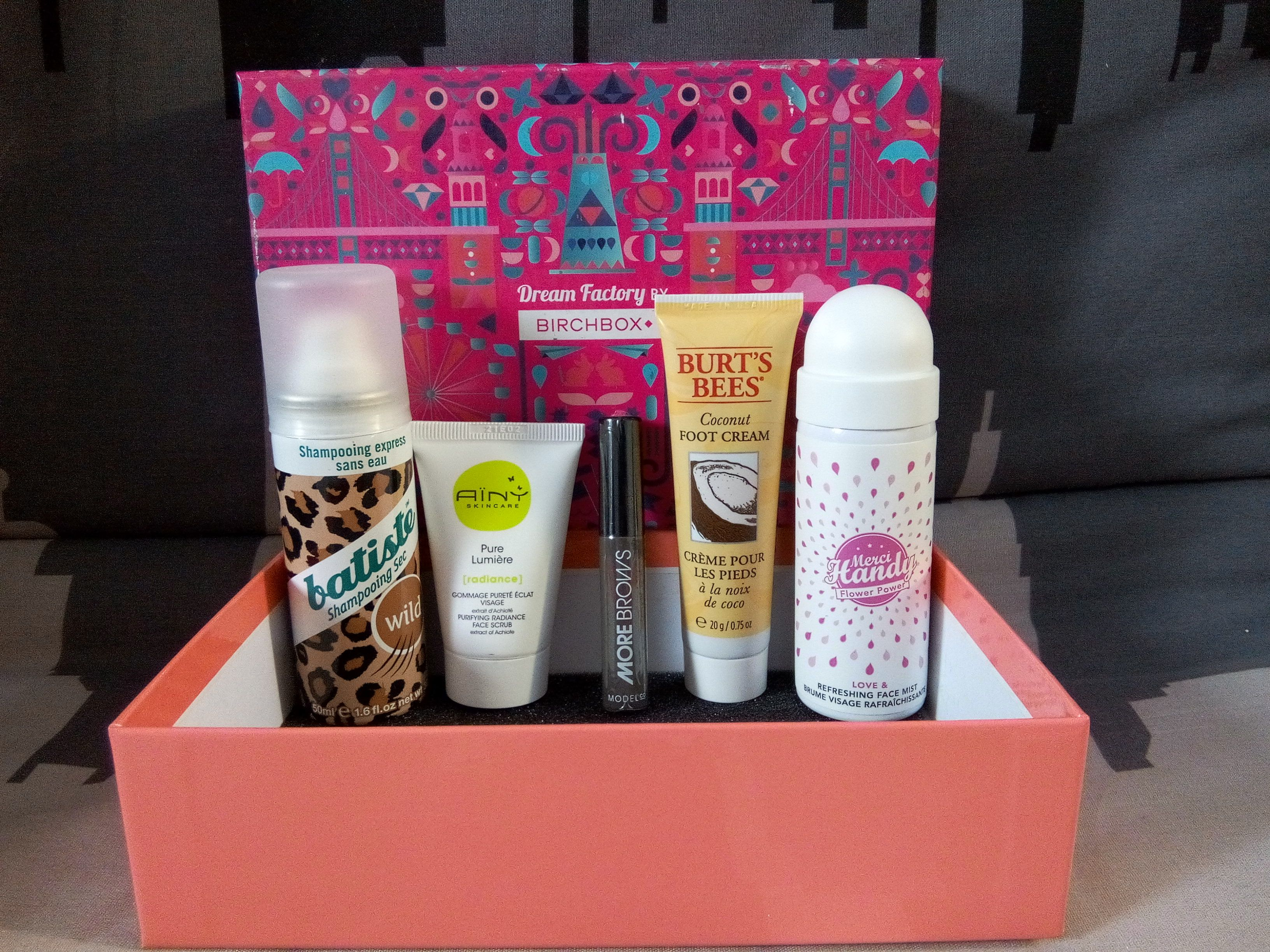 24 meilleures images du tableau Birchbox   Products, Hair conditioner et  Master s degree d93716320695