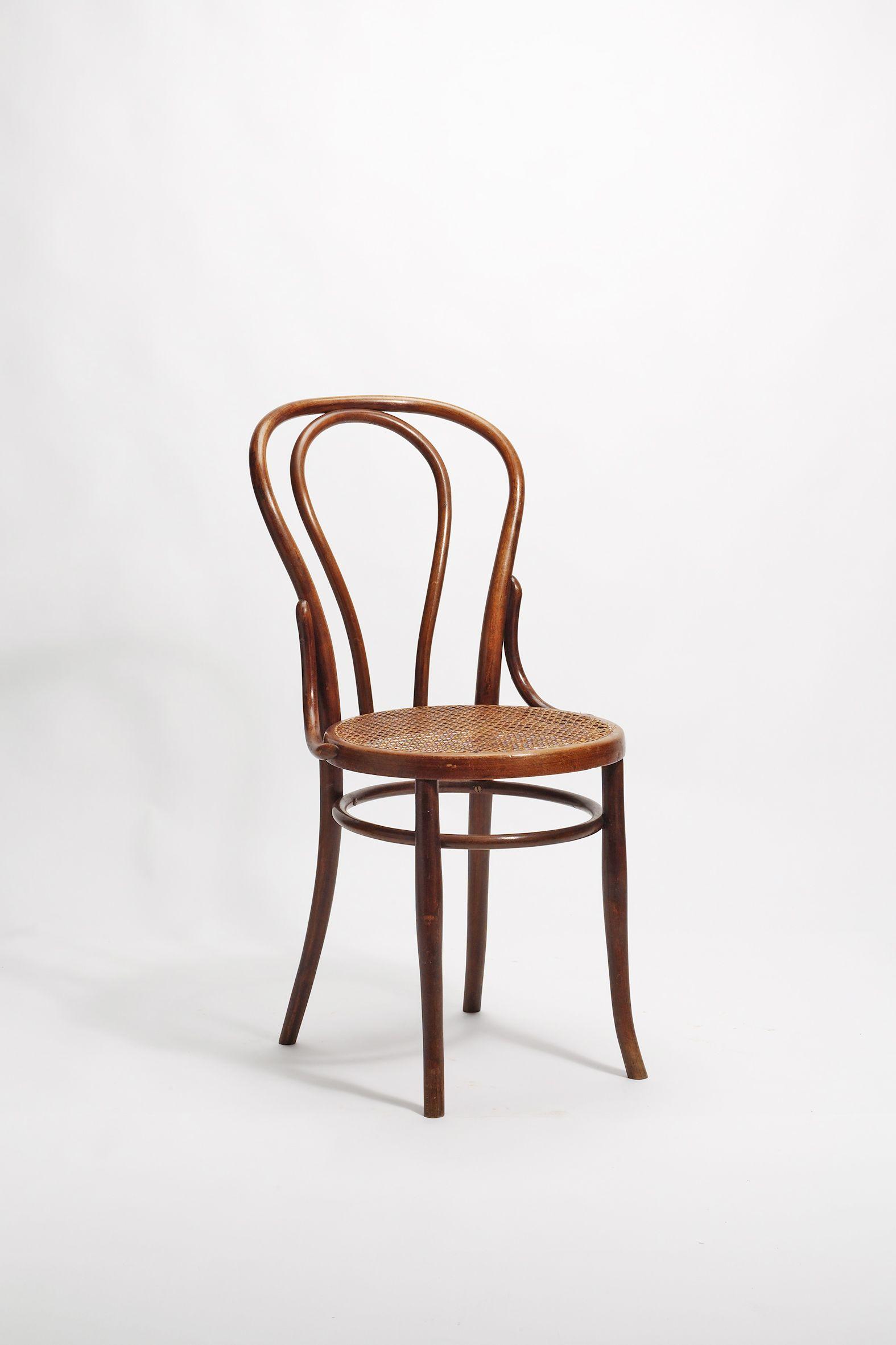 Entwurf unbekannt, Bugholzstuhl (um 1880) | SEATING | Pinterest ...