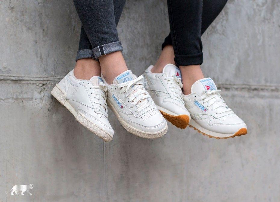 f6626a1525a8 Afbeeldingsresultaat voor reebok club c 85 women   Кроссы   Shoes ...