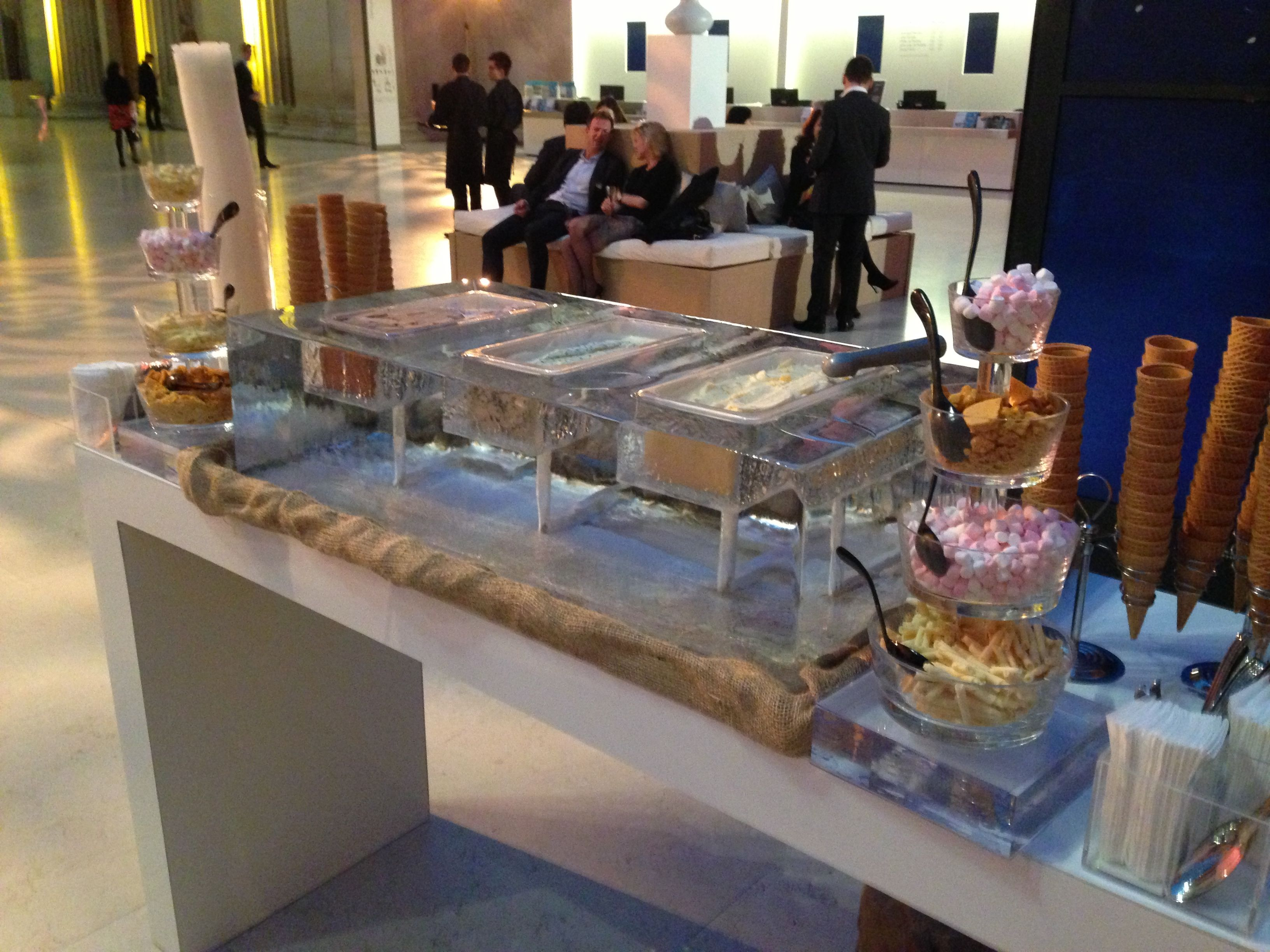 Ice Cream Station by Alison Price and Company Food
