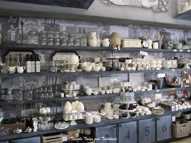I simply LOVE those Kitchen Stores...where I buy all my ...