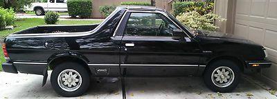 1983 Subaru Brat Gl Standard Cab Pickup 2 Door 1 8l Subaru Autos