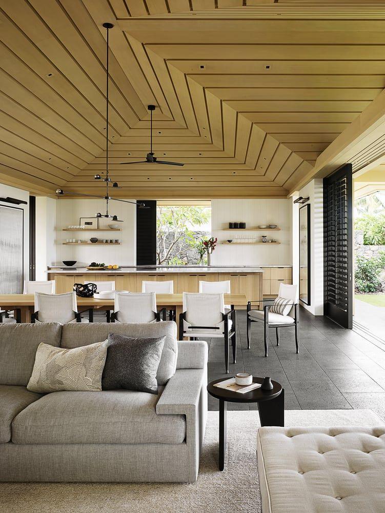 Minimalism Meets Beach Vibes In This Hawaii Home Tour Hawaii Homes Home Home Decor