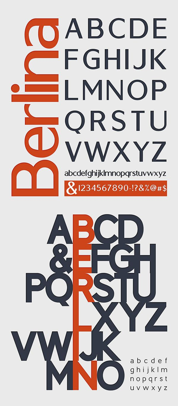 17 Super Free Fonts for Designers Free fonts download