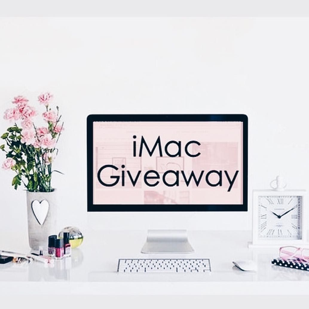 Follow us like this post go to ---> (@fiercesimplicity) a grand prize winner will receive a 21.5in iMac Computer  a $200 Starbucks Gift Card. This contest is open worldwide.  Please follow rules 1-4 in order to qualify.  1.FOLLOW me (@glambymoni_ny). 2. LIKE this post. 3. GO TO (@fiercesimplicity) and FOLLOW. 4.REPEAT Rules 1-3 on every photo in the loop until you make it back here. YOU MUST FOLLOW all sponsors to qualify. Once you've made it back here you have officially completed your…